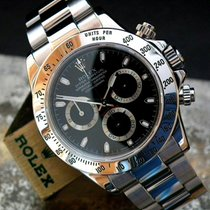 Rolex Daytona Zeljezo 40mm Crn