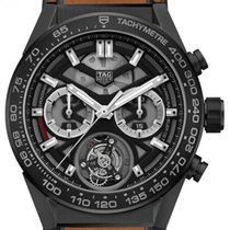 TAG Heuer Automatic Transparent 45mm new Carrera Heuer-02T