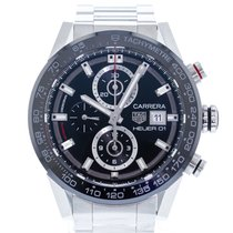 TAG Heuer Carrera Calibre HEUER 01 CAR201Z 2010 pre-owned