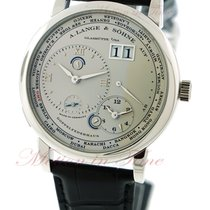 A. Lange & Söhne 116.025 Platinum Lange 1 41.9mm new United States of America, New York, New York