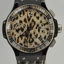 Hublot Big Bang Chronograph Leopard Dial Unisex Watch