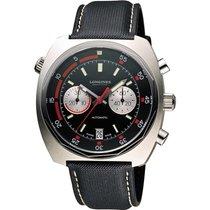 Longines Men's L27964520 Heritage Diver Automatic Watch