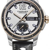 Chopard Grand Prix de Monaco Historique new 2021 Automatic Watch with original box 168569-9001