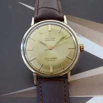 Omega Automatic Seamaster De Ville 17 Jewels Wristwatch