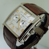 Girard Perregaux Vintage 1945 Chronograph  18K White Gold NEW