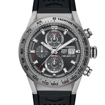 TAG Heuer Carrera Calibre HEUER 01 CAR208Z.FT6046 2020 ny