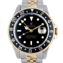 Rolex Gmt II 16713 Steel Yellow Gold 40mm