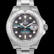 Rolex Yacht-Master Dark Grey/Steel Ø40mm - 116622