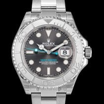 Rolex Yacht-Master 40 Platinum 40mm Grey United States of America, California, San Mateo