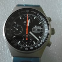 Sinn 144 Steel Black No numerals