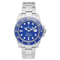 Rolex Submariner Date 116619 pre-owned