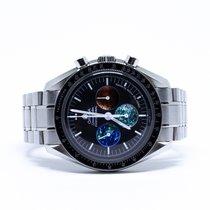 Omega 3577.50.00 Stahl 2013 Speedmaster Professional Moonwatch 42mm gebraucht