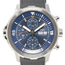 IWC IW376805 Stahl 2020 Aquatimer Chronograph 44mm neu