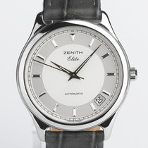 Zenith Steel 36mm Automatic 90.01.0040.670 pre-owned