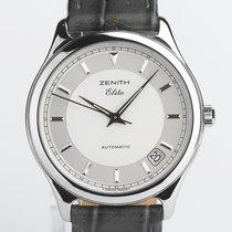 Zenith Stahl 36mm Automatik 90.01.0040.670 gebraucht Österreich, Hall in Tirol