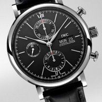 IWC Portofino Chronograph new 2019 Automatic Chronograph Watch with original box and original papers IW391029