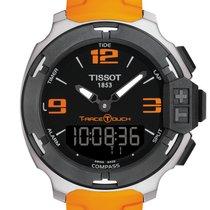Tissot T-Race Touch 42.2mm Schwarz Arabisch