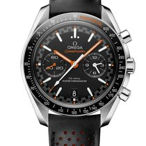Omega Speedmaster Racing Acero 44.2mm Negro