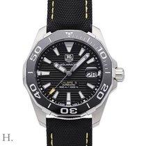 TAG Heuer Aquaracer 300M Steel 41mm Black