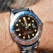 Rolex GMT-Master Steel 40mm Black No numerals United States of America, California, Los Angeles