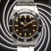 Rolex 5508 Staal 1958 Submariner (No Date) 37mm tweedehands