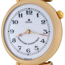 Kelek Or jaune 42mm Remontage automatique DK 87-211 A occasion