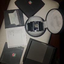 TAG Heuer Microtimer Staal 38mm