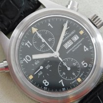 IWC Pilot Double Chronograph 3711 1993 pre-owned