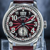 Franck Muller Steel 40mm Automatic LIMITED EDITION 37 PIECES pre-owned