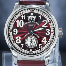 Franck Muller Acciaio 40mm Automatico LIMITED EDITION 37 PIECES usato
