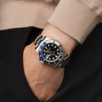 Rolex 116710BLNR Staal 2016 GMT-Master II 40mm Nederland, Amsterdam