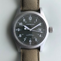 Hamilton Khaki Field Officer 38mm