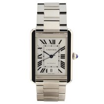 Cartier W5200028 Steel Tank Solo 31mm new United States of America, Florida, Miami