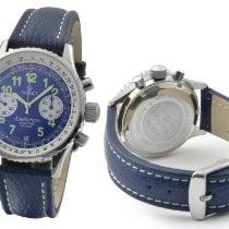 Poljot Poljot Chronograph 3133 Albatros blue 2014 new