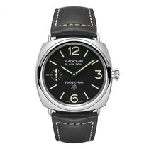 Panerai Radiomir Black Seal Steel 45mm Black Arabic numerals United States of America, Iowa, Des Moines