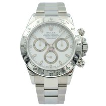 Rolex 116520 Steel Daytona 40mm pre-owned United States of America, Indiana, Carmel