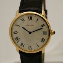 Cartier Ronde Louis Cartier 0900.1 Very good Yellow gold 33mm Manual winding