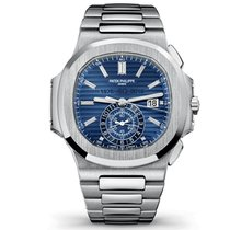 Patek Philippe Nautilus 5976/1G Very good White gold 44mm Automatic