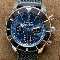 Breitling Superocean Héritage Chronograph neu 2019 Automatik Chronograph Uhr mit Original-Box und Original-Papieren AB0162121C1S1
