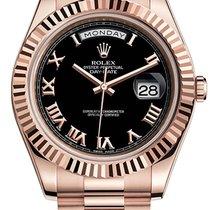 Rolex Day-Date II nieuw Automatisch Horloge met originele doos en originele papieren 218235