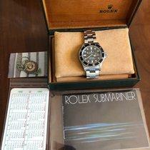 Rolex Submariner Date 16800 1982 occasion