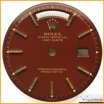 Rolex Dial Date Date Ref 1803 Custom Oxblood Color Stock...