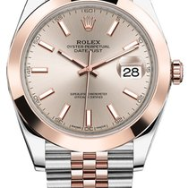 Rolex Gold/Steel 41mm Automatic 126301 Sundust Index Jubilee new United States of America, New York, Airmont