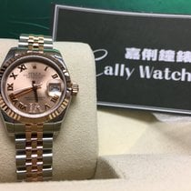 Rolex Cally - 179171 26mm Datejust Lady Pink Roman VI Dial [NEW]