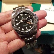 Rolex 216570 Black Dial (888) Explorer II 42mm