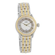 Oris Artelier Date Series Ladies Automatic TwoTone Watch...