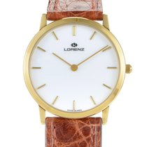 Lorenz Women's Yellow Gold Quartz Watch 12801BC