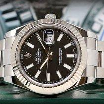 Rolex - Date Just II Ref. 116334 Top Condition - Fullset - Men...