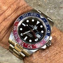 Rolex 116719 BLRO white gold GMT-Master II-full set