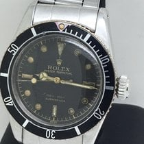 Rolex 6538 Otel 1956 Submariner (No Date) 38mm folosit